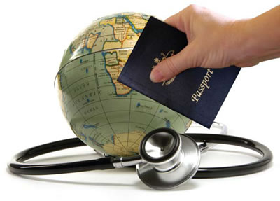 Travel insurance by travel underwriters